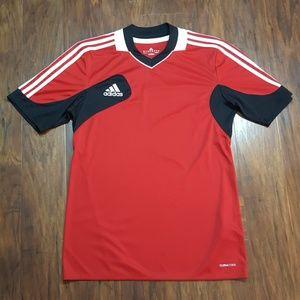Adidas Clima Cool shirt, size M.